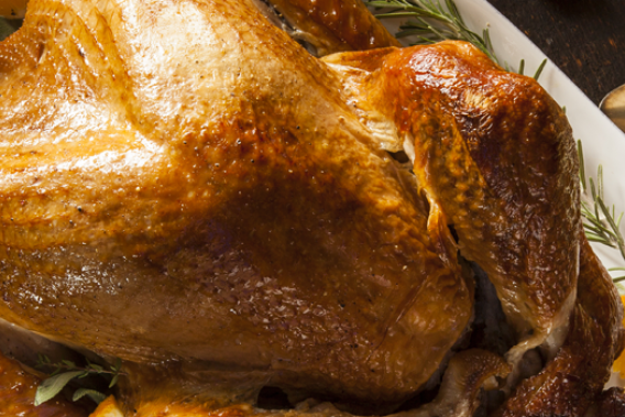 Thanksgiving and Holidays Landing Page Updated